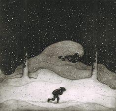 Illustrations by Rudolf Koivu (1890-1946)