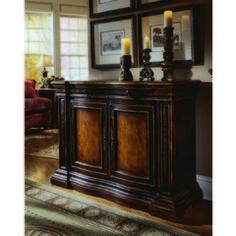 Preston Ridge Two Door/Two Drawer Chest - CLOSEOUT, Hooker Furniture, Preston Ridge Collection