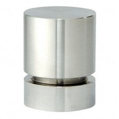 "CRL UV Adjustable Standoff Base by CR Laurence by CR Laurence. $29.22. Adjustable Length: 1-15/16"" to 2-1/8"" (49.2 to 54 mm) Diameter: 1-5/8"" (41.3 mm) Adjusts to Uneven Surfaces Use for Glass Cabinets or Furniture Legs Brushed Stainless Steel Finish M6 x 1"" (25 mm) Threaded Rod for Length Adjustment Adjusts to Uneven SurfacesUse for Glass Cabinets or Furniture LegsBrushed Stainless Steel FinishM6 x 1"" (25 mm) Threaded Rod for Length Adjustment"