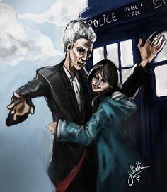 Resultado de imagem para doctor who fanarts