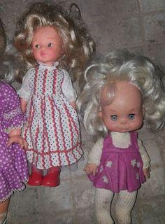 lotto misto bambole con Valentina Furga
