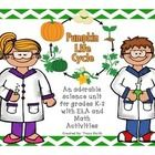 This is an adorable unit to teach the life cycle of a pumpkin!    This has more than enough activities for a fun pumpkin day or to student througho...