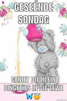 Goeie More, Bear Pictures, Bears, Crochet Hats, Quotes, Knitting Hats, Quotations, Quote, Shut Up Quotes