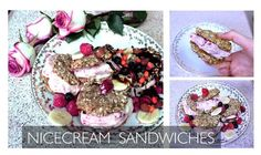 My new video is up!!! NICECREAM SANDWICHES NOT ONLY FOR VALENTINES DAY!!!   https://m.youtube.com/watch?feature=youtu.be&v=AHkoFjOgh7Y