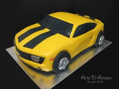 Bumble Bee Camaro Ss Side Veiw Google Search Images For Cake
