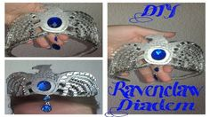 DIY Ravenclaw Diadem | Horcrux Series