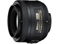 AF-S DX NIKKOR 35mm f/1.8G ¥19,699 200g