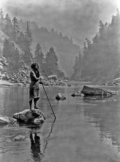 Hupa fisher