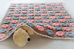 crochet-3D-flower-blanket-pattern - kooppatroon bewaard in documenten onder 3D