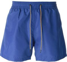 Swim in style with the men's swim & board shorts edit at Farfetch. Find stylish designer board shorts for men from our range of edgy luxury brands. Men's Swimsuits, Swimwear, Electric Blue, Paul Smith, Summer Beach, Bathing, Mens Fashion, Shorts, Stylish