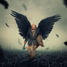 Caras Ionut - The Broken Wings