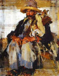 Эль Каргадор (После 1936). Николай Фешин