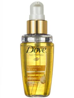 Dove Hair Therapy Nourishing Oil Care ($6.79): This hair oil leaves your locks silky and shiny. It's our go-to for an at home hair treatment.