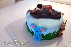 Jungle book Cakes, Book, Desserts, Tailgate Desserts, Deserts, Cake Makers, Kuchen, Cake, Postres