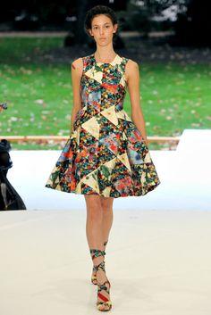 Erdem Spring 2011 Ready-to-Wear Fashion Show - Kirby Kenny