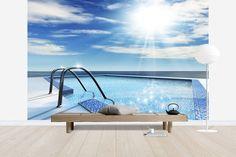 Swimming Pool - Tapetit / tapetti - Photowall