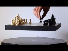 Amazing Magnetic Levitation Device!
