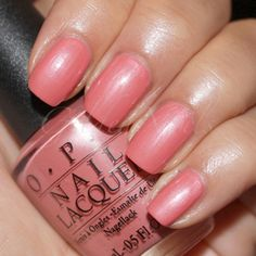 Los Cabos Coral - OPI  Just got my toes done in this colour!  Loves it!
