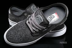 Vans Chima Ferguson Pro (Paisley) Footwear at Premier