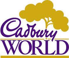 Everything looks better with Cadbury ;)