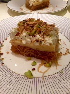 Εκμέκ κανταϊφι - ION Sweets Lasagna, Ethnic Recipes, Desserts, Food, Cakes, Tailgate Desserts, Deserts, Cake Makers, Essen