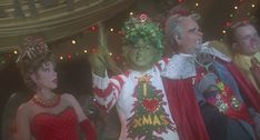 Grinch party | How the Grinch Stole Christmas (movie) - Christmas Specials Wiki