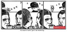 Sección de humor de Semana Económica: Cuello Blanco, la cultura empresarial peruana. SE 1324
