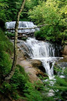 Sable Falls, Upper Peninsula, Michigan