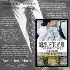 The #1 Bestselling Novel by Bernadette Marie is free. Book one in the Keller Family Series is a must read.