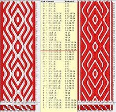 26 tarjetas, 3 colores,repite cada  24 movimientos // sed_835 diseñado en GTT༺❁