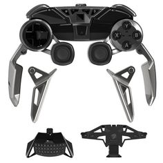 At CES Mad Catz announced LYNX transformable Bluetooth game controller with keyboard. If you're curious, let's go on checking the pretty cool hybrid co Coaching, Michael Bay, Gaming Station, Wearable Device, Wearable Computer, Co Design, Cool Tech, Game Controller, Vape Tricks