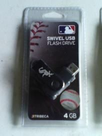 MLB Team Chicago White Sox 4GB USB Flash Drive NIP Free Shipping