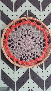 I saw this posted on pinterest but it had no pattern. It looked pretty simple, so I wrote my own pattern for it to share with you.. I...