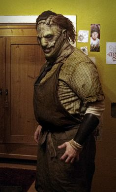 leatherface costume - Google Search