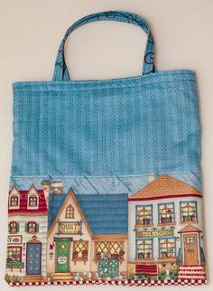 patchwork kids bag