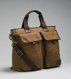 UGG® Aiden Leather Tote for Men | Large Tote Bags at UGGAustralia.com