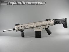 DRD Tactical Paratus takedown rifle in 308win.