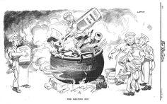 Treaty of Versailles History Cartoon, 8th Grade History, Treaty Of Versailles, Ap World History, Middle School Teachers, Political Cartoons, World War I, Wwi, First World