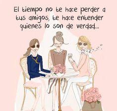 〽️Los verdadero amigos !