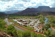The Zion River Resort offers great RV park and campground amenities to help travelers have a great time in southern Utah. Zion Camping, Camping Photo, Yellowstone Camping, Camping World, Rv Camping, Camping Trailers, National Park Camping, Zion National Park, National Parks