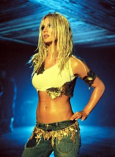 """Britney Spears was completely flawless in the """"I'm Slave 4 U"""" era."""