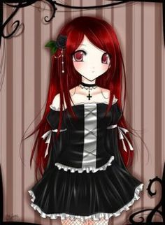 lonely girl - Gothic/Emo Anime Photo (26251234) - Fanpop