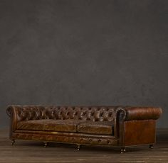 64 Ideas for living room brown sofa leather restoration hardware Brown Furniture, Leather Furniture, Sofa Furniture, Living Room Furniture, Club Furniture, Dream Furniture, Custom Furniture, Brown Couch Living Room, Living Room Colors