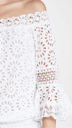 TEMPTATION POSITANO Tulum Dress - We Select Dresses Pool Side Bar, Feel Fantastic, Vacation Dresses, Positano, Tulum, A Line Skirts, Lace Shorts, Designer Dresses, White Dress