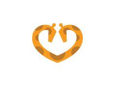 Logo Design: Giraffes   Abduzeedo Design Inspiration