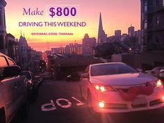 uber driver bonus sacramento