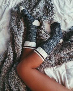 There's no getting out of bed today. / Shop socks: http://www.garageclothing.com/ca/cat/socks-tights?utm_source=pinterest&utm_medium=social&utm_content=cindycournoyer&utm_campaign=iweargarage #iweargarage