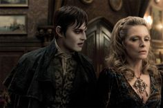 Dark Shadows - Burton + Depp + Pfeiffer - Scheduled