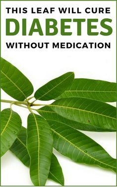 This Leaf will #Cure #Diabetes without Medication #neuropathy