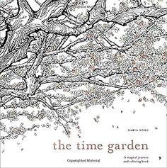The Time Garden: A Magical Journey and Coloring Book Time Adult Coloring Book: Amazon.es: Daria Song: Libros en idiomas extranjeros